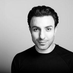 Portret, Armen Mekhakyan, psycholog, psychoterapeuta, mediator sądowy, strateg biznesowy