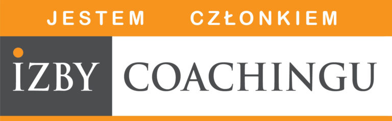jestem członkiem izby coachingu, logo