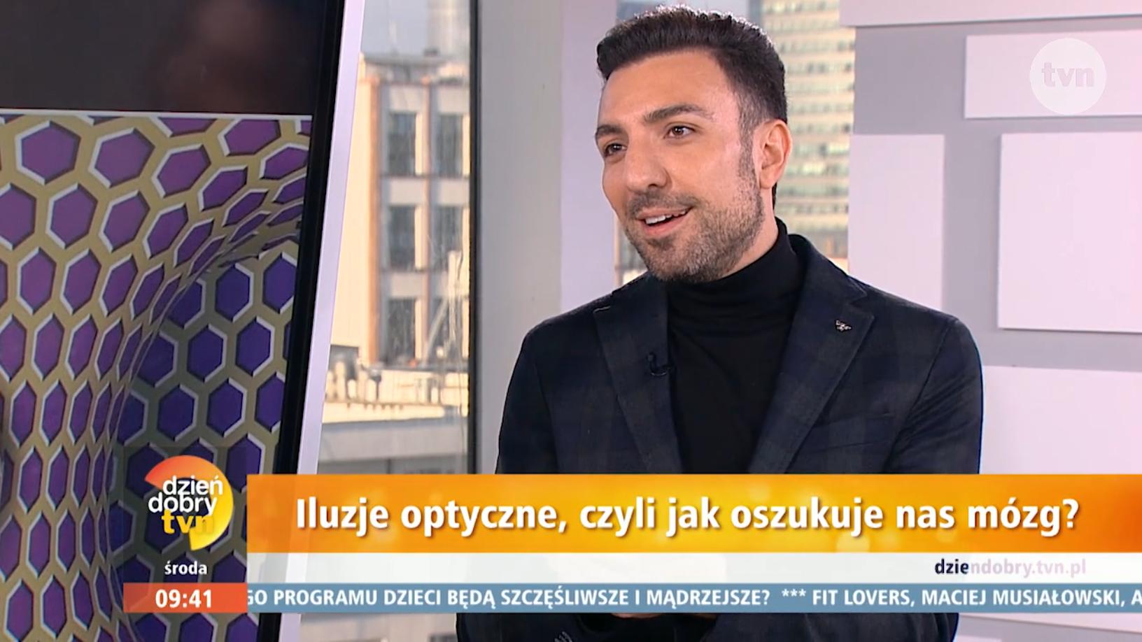 Dzień Dobry TVN, Armen Mekhakyan, Iluzje optyczne, czyli jak oszukuje nas mózg?