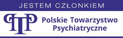 jestem członkiem, Polskie Towarzystwo Psychiatryczne, logo