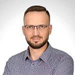 Zdjęcie, lek. med. Konrad Krawczyński, psychiatra