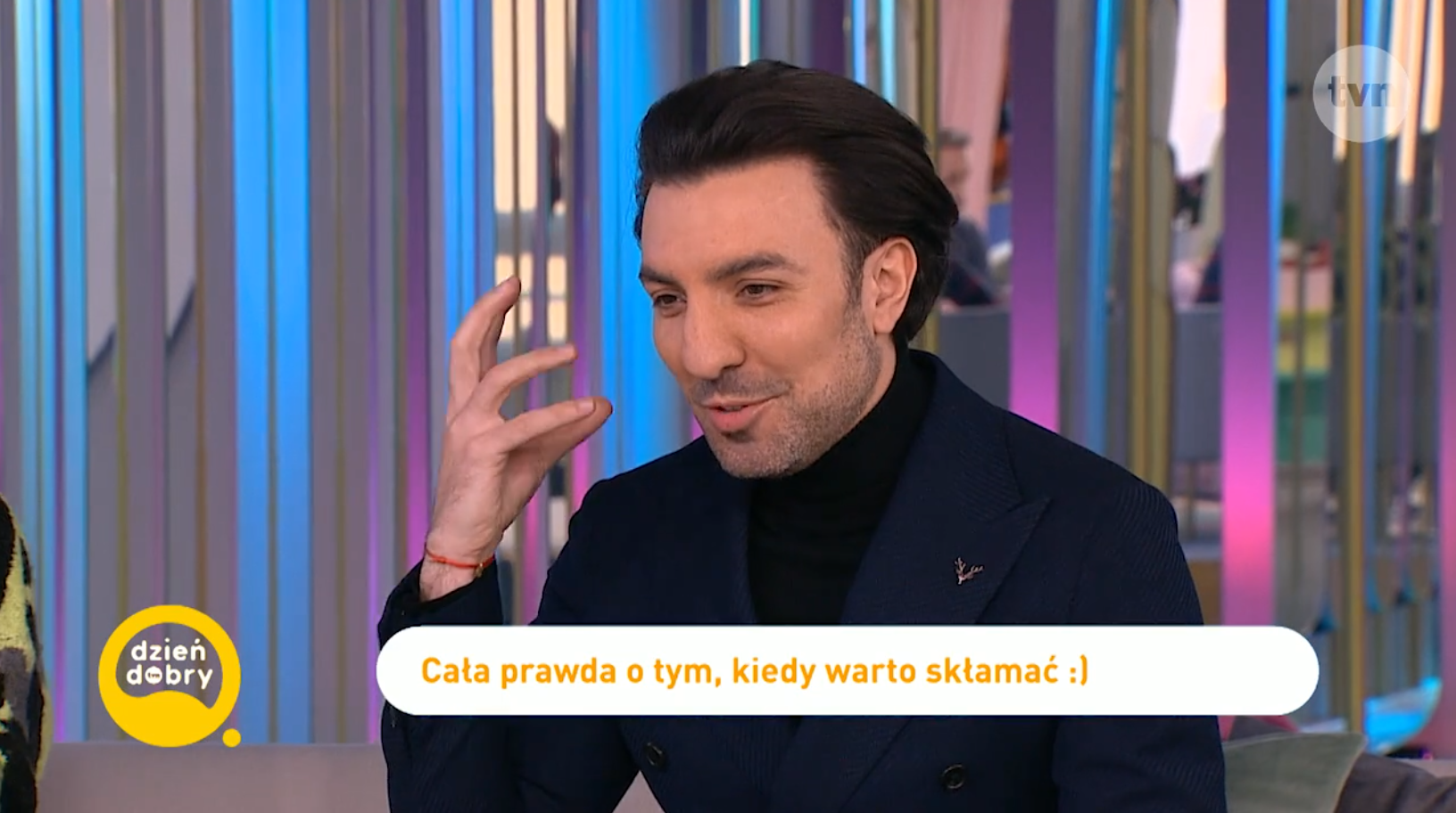Armen Mekhakyan Dzień dobry TVN