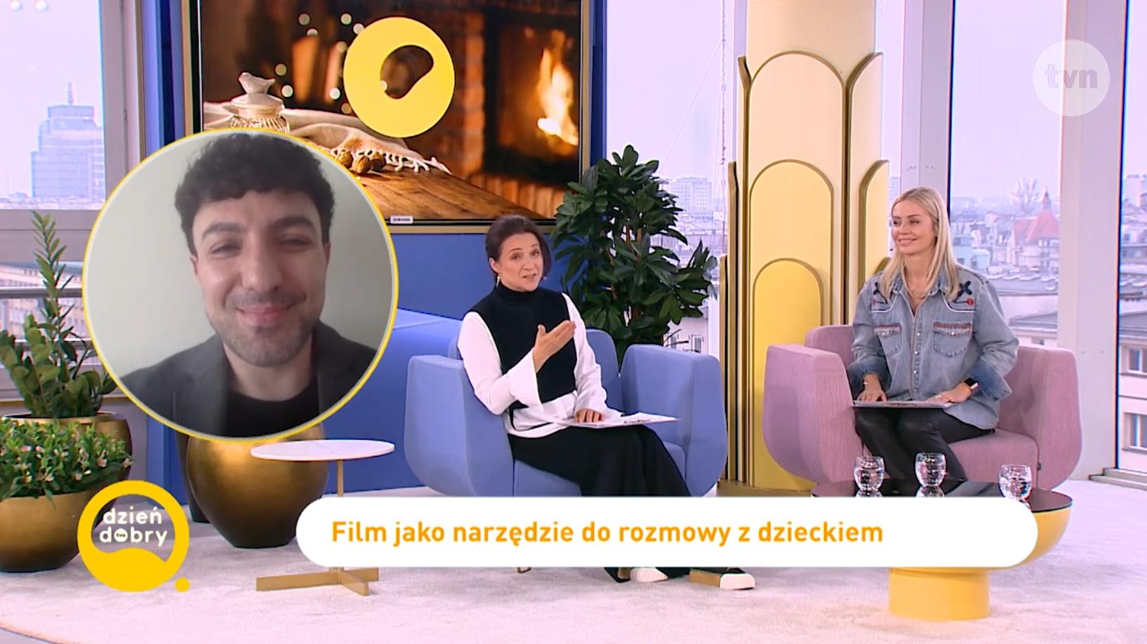 Armen Mekhakyan, Filmoterapia, Kinoterapia, ogłoszenie, nabór do kinoterapii